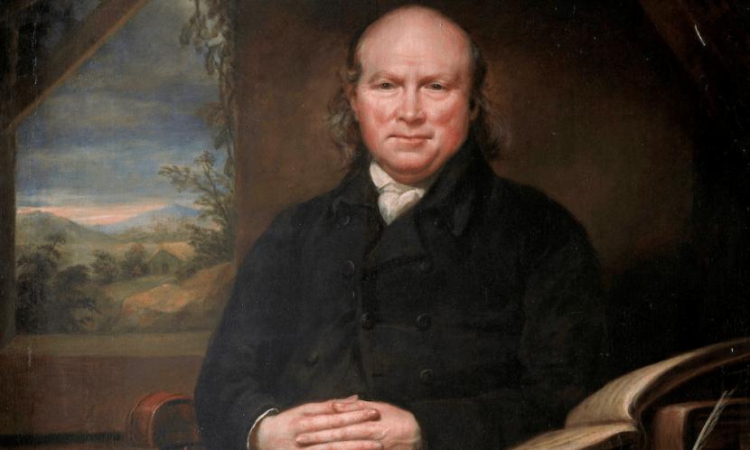 Portrait of Thaddeus Connellan